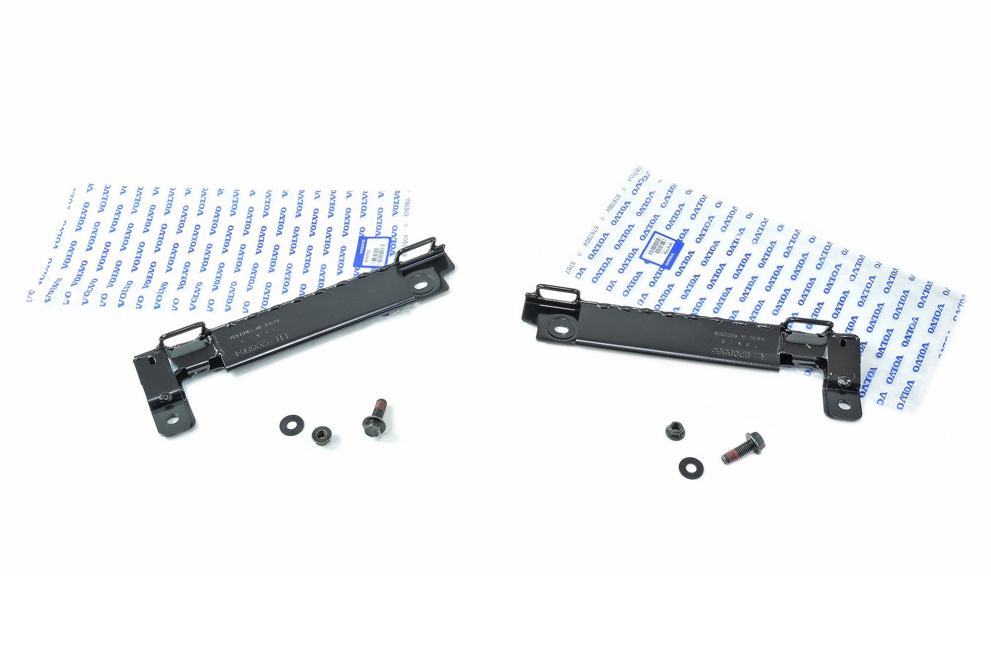 крепление автокресла isofix volvo s60 v70 xc70 s80
