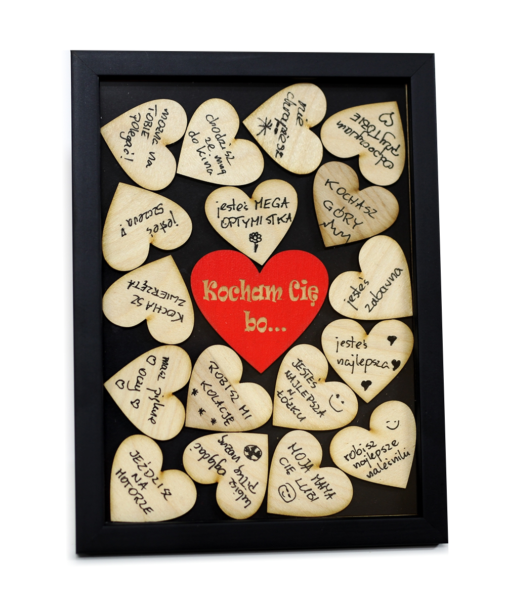 Valentína, napíšte svoje želania pre vašu milovanú osobu!