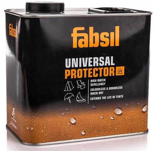 Silikónové Impregnované stany markízy FABSIL 2.5 L