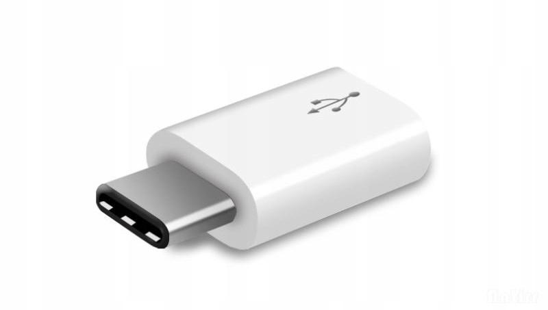 Przejściówka Adapter Micro Usb do Usb-c 3.1 Typ C