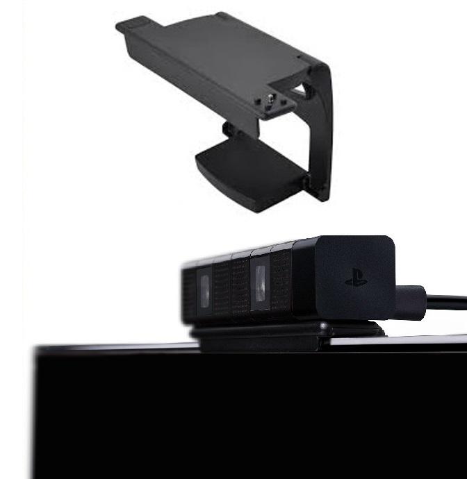 Купить ДЕРЖАТЕЛЬ КАМЕРЫ  КЛИПСА ТВ ДЛЯ PS4 Camera на Eurozakup - цены и фото - доставка из Польши и стран Европы в Украину.