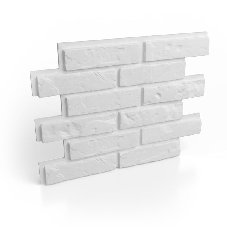 Styropianowe Panele ścienne 3d Stara Cegła