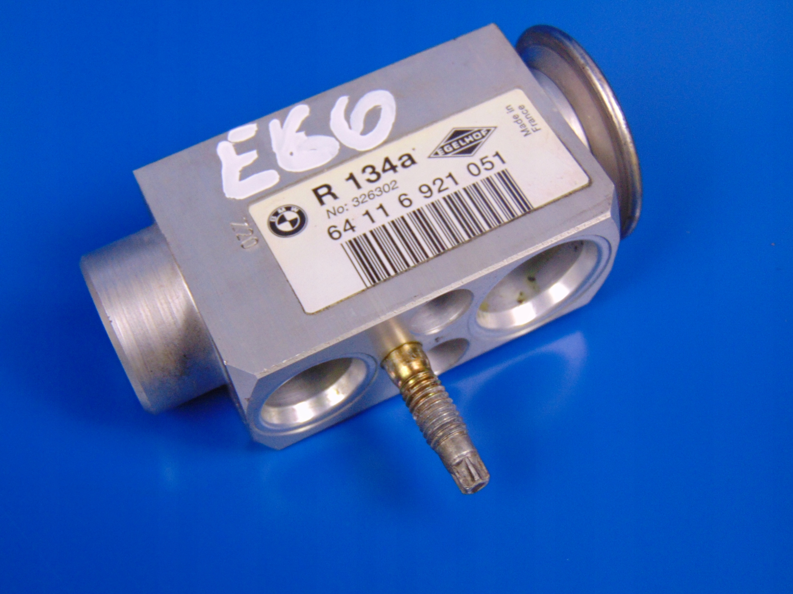 bmw 5 e60 e61 клапан расширительный кондиционирования воздуха