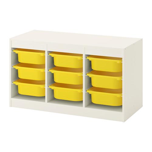 IKEA skrinka s 9 kontajnerov trofast kurier24
