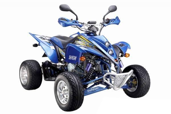 SEDYNE SOFA QUAD ATV SHINERAY 250 ST9E NAUJI