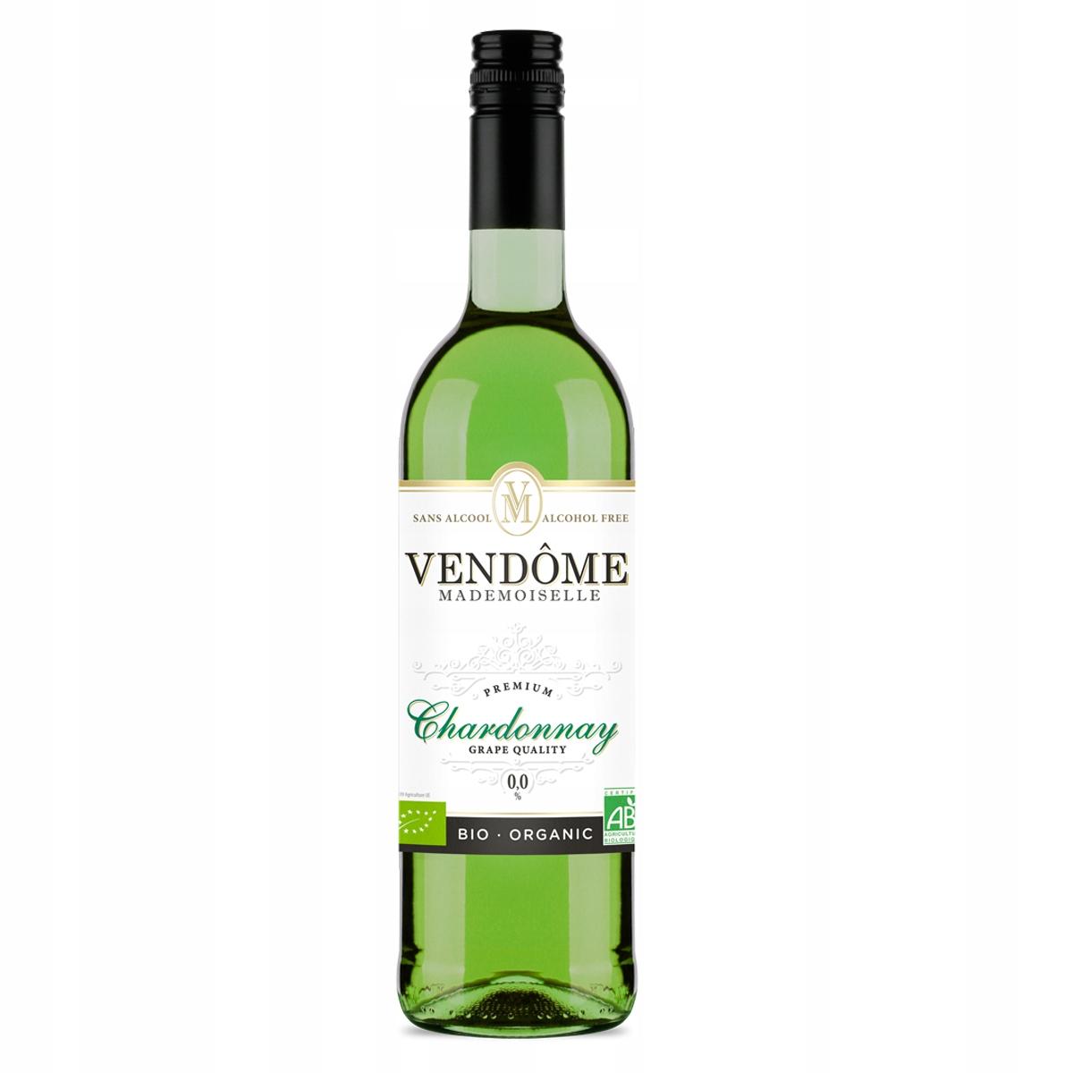 Item Non-Alcoholic Wine Vendome Mademoiselle Chardonnay