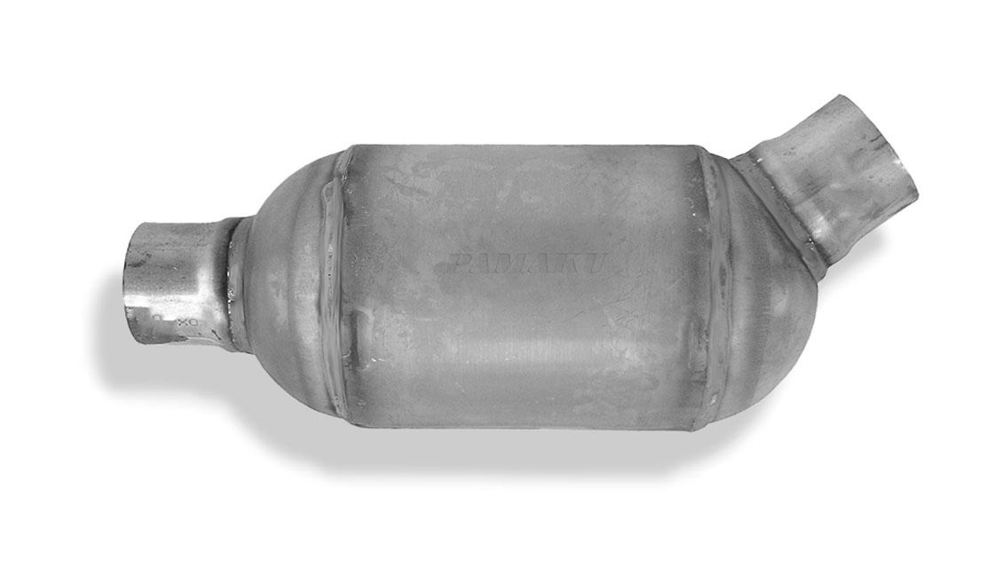 Универсальный угловой катализатор 55мм E4 для сжиженного нефтяного газа