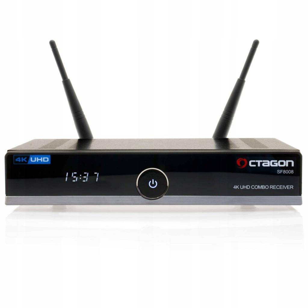 Купить OCTAGON SF8008 UHD 4K 1XDVBS2X  1XDVBT2C WiFi на Eurozakup - цены и фото - доставка из Польши и стран Европы в Украину.