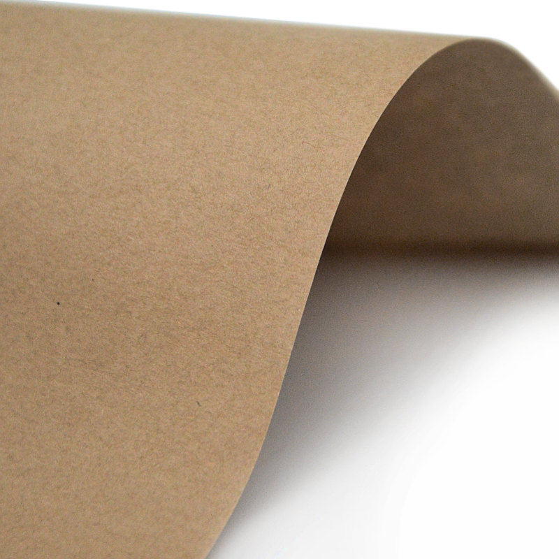 Item Paper KRAFT Eco brown/grey 250 g A4/20 sheets