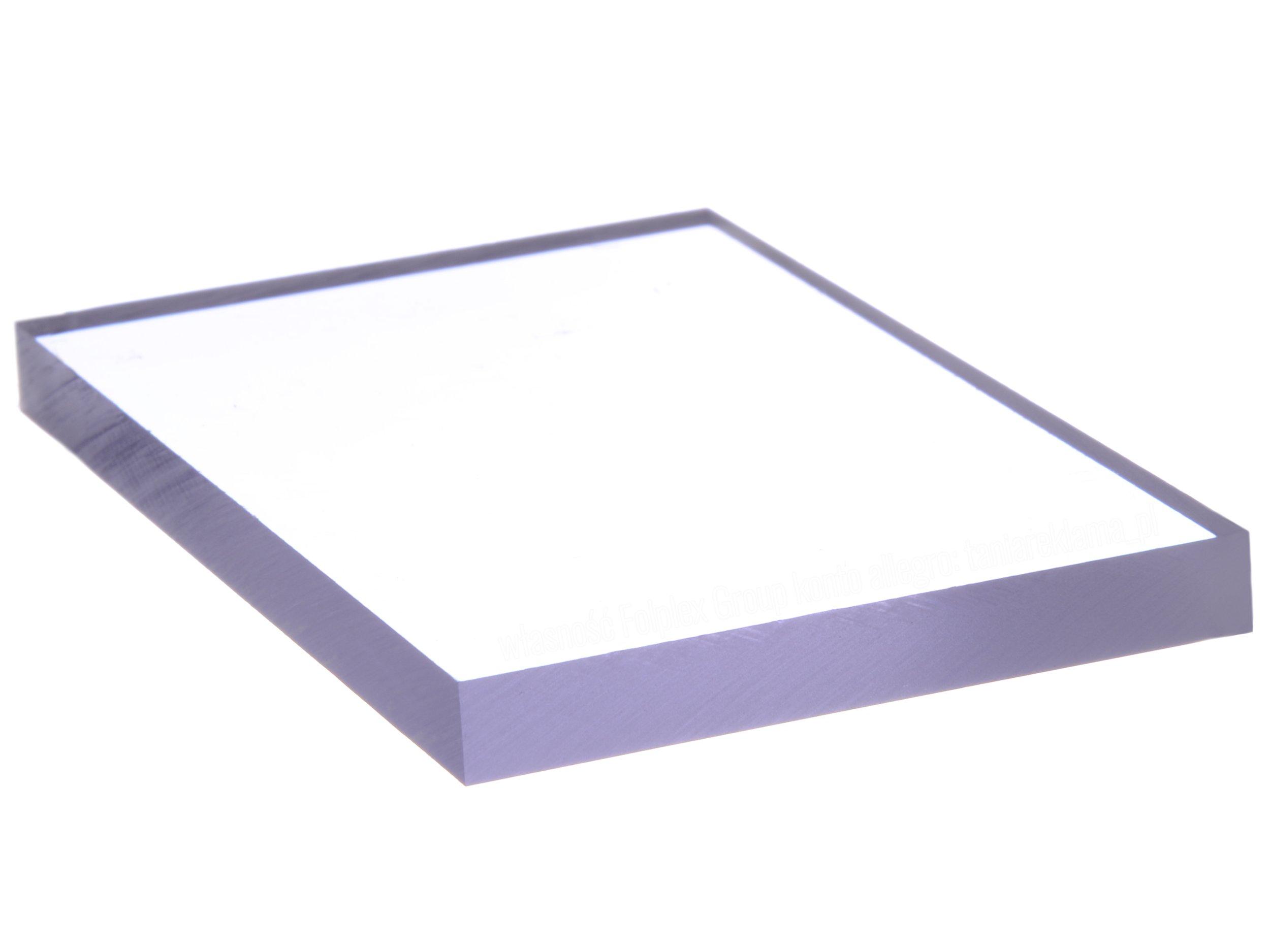 UV polykarbonát - 5 mm - k rozmeru