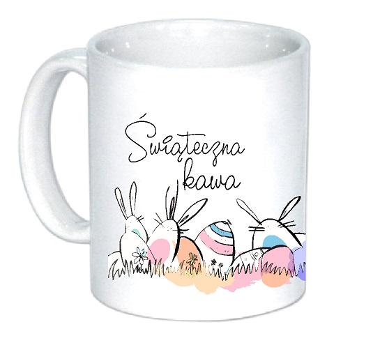 Kubek Wielkanoc Kawa Prezent Szefa Szef Swieta 7196932824 Allegro Pl