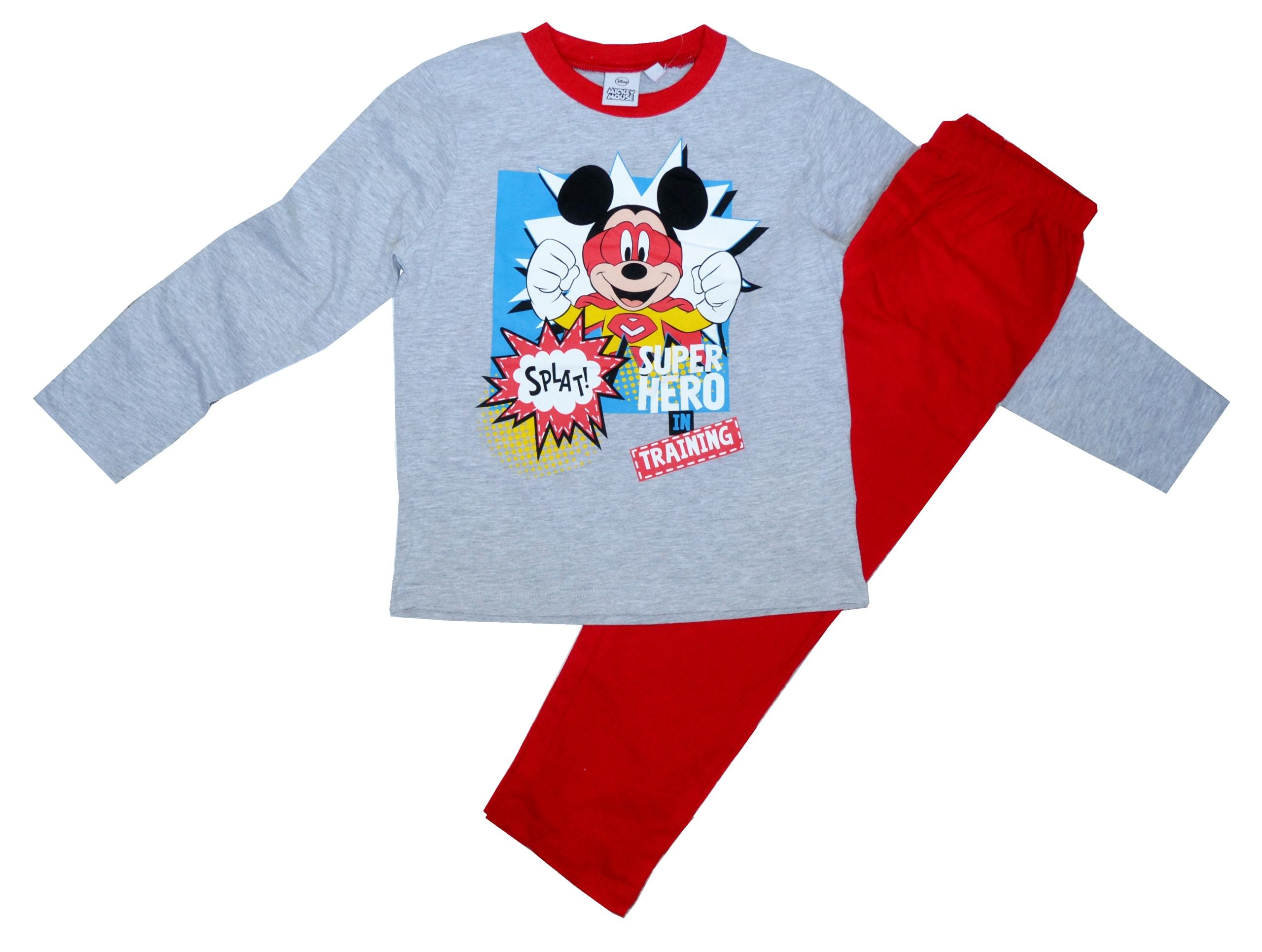 9bad9f6664b7cd Piżama Myszka MIKI 104, piżamka Disney 7493658753 - Allegro.pl