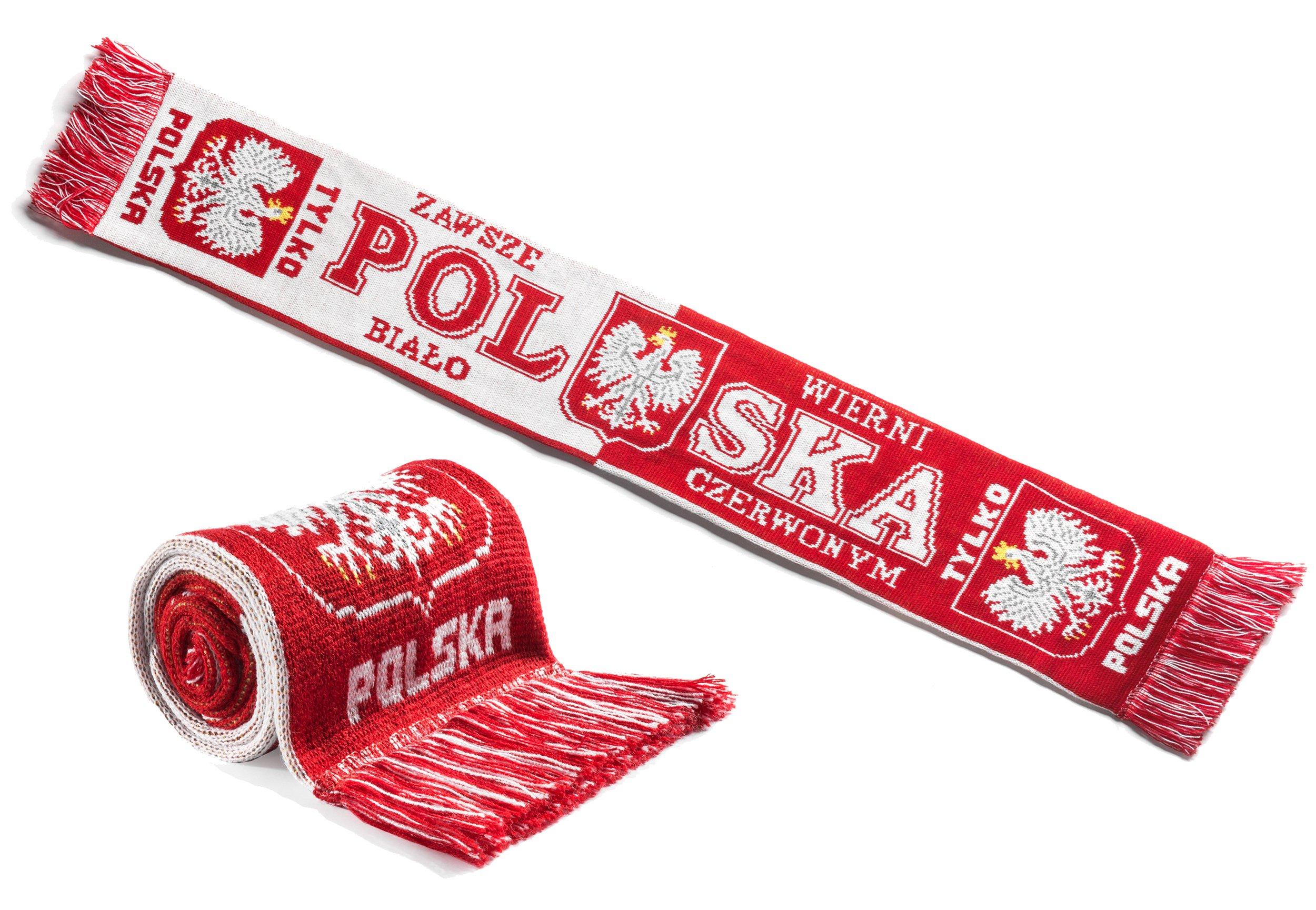 Szalik Polska Šatky poľského národného tímu4
