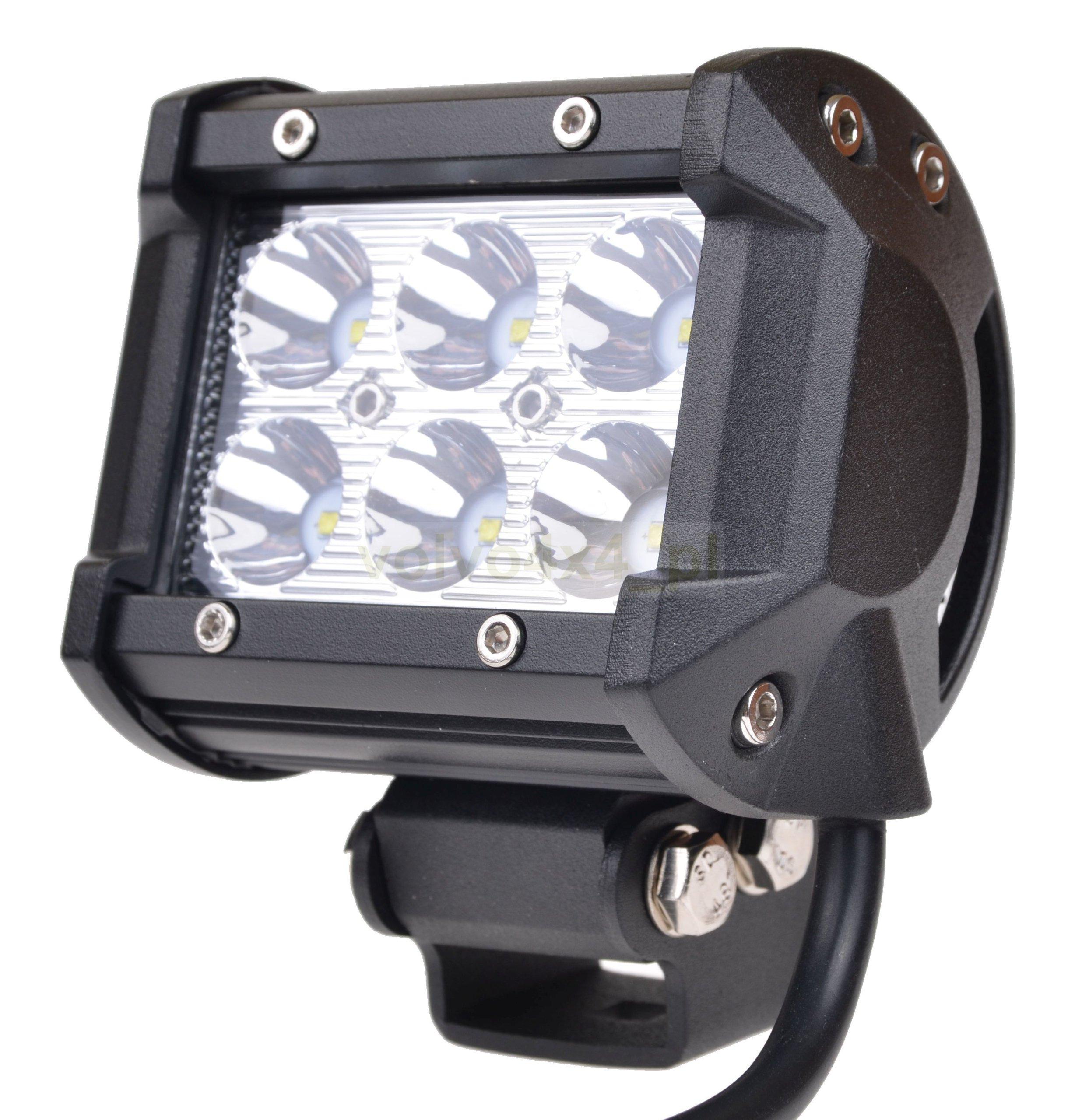 лампа галоген панель led cree дальнего света off-road
