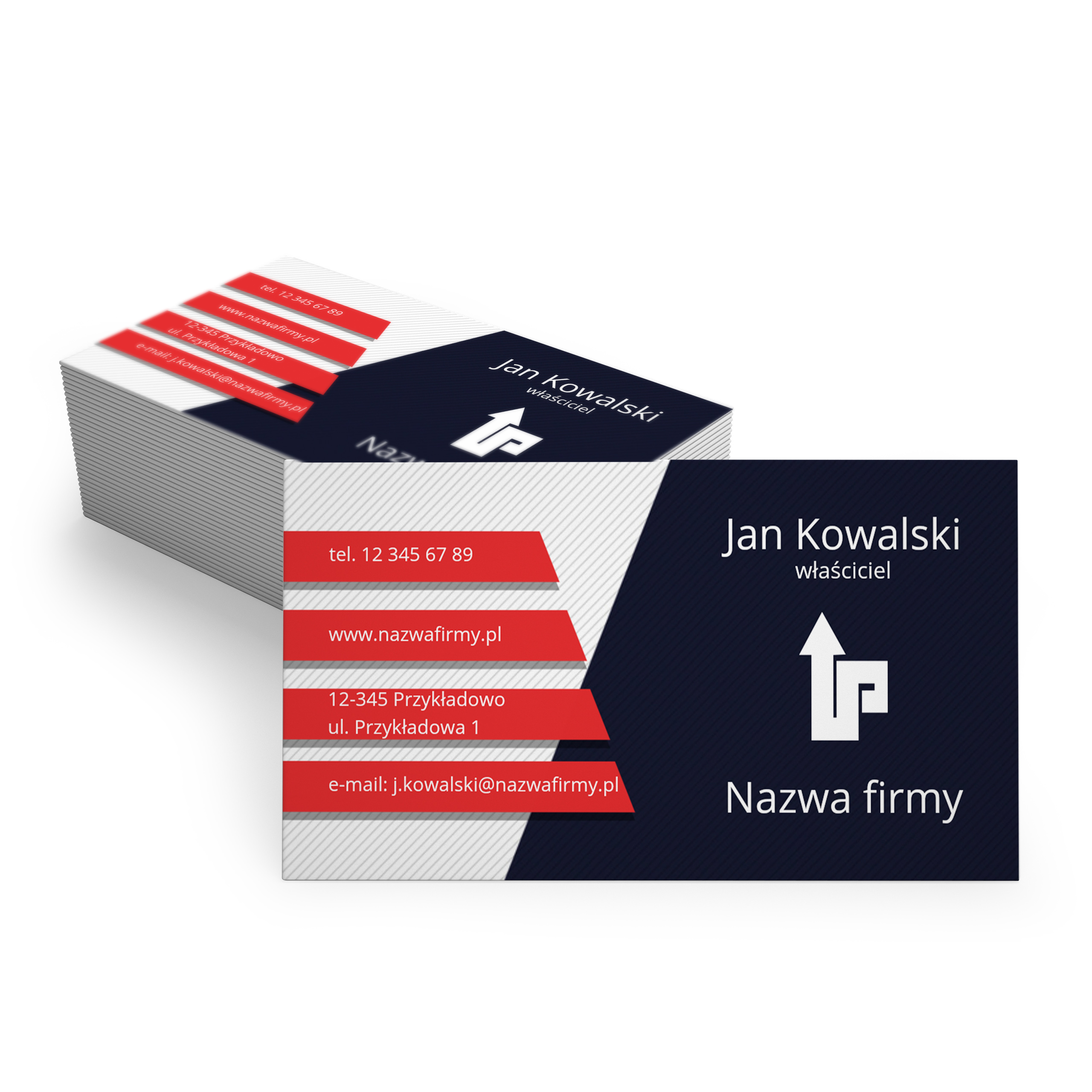 Item Business cards double-sided 1000 pieces of READY-made TEMPLATES