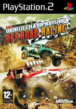 Majstrovstvá sveta Off Road PS2 [FILM]