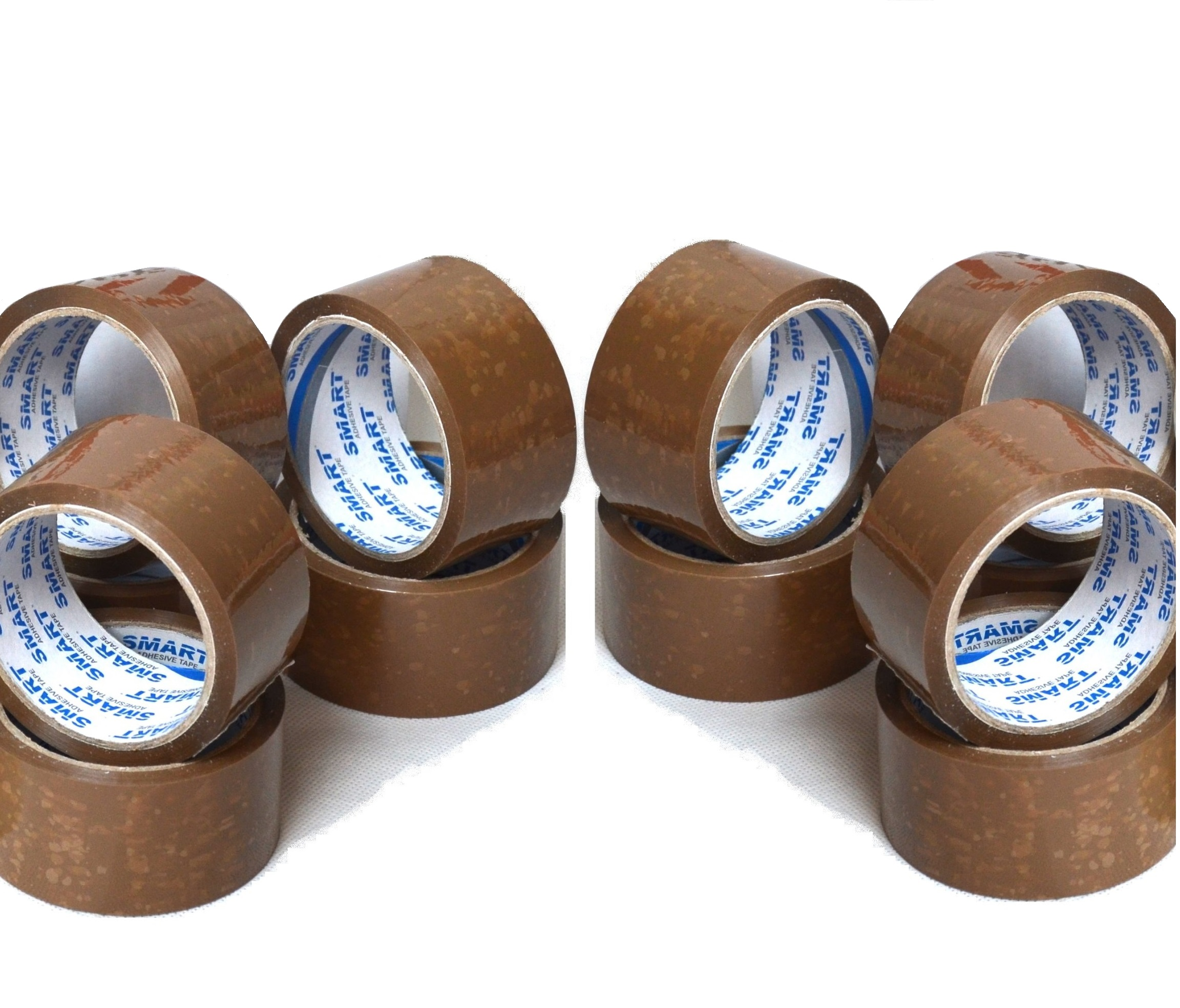 Item TAPE, PACKAGING TAPE 48/66 BRONZE/TRANS SMART 36SZ