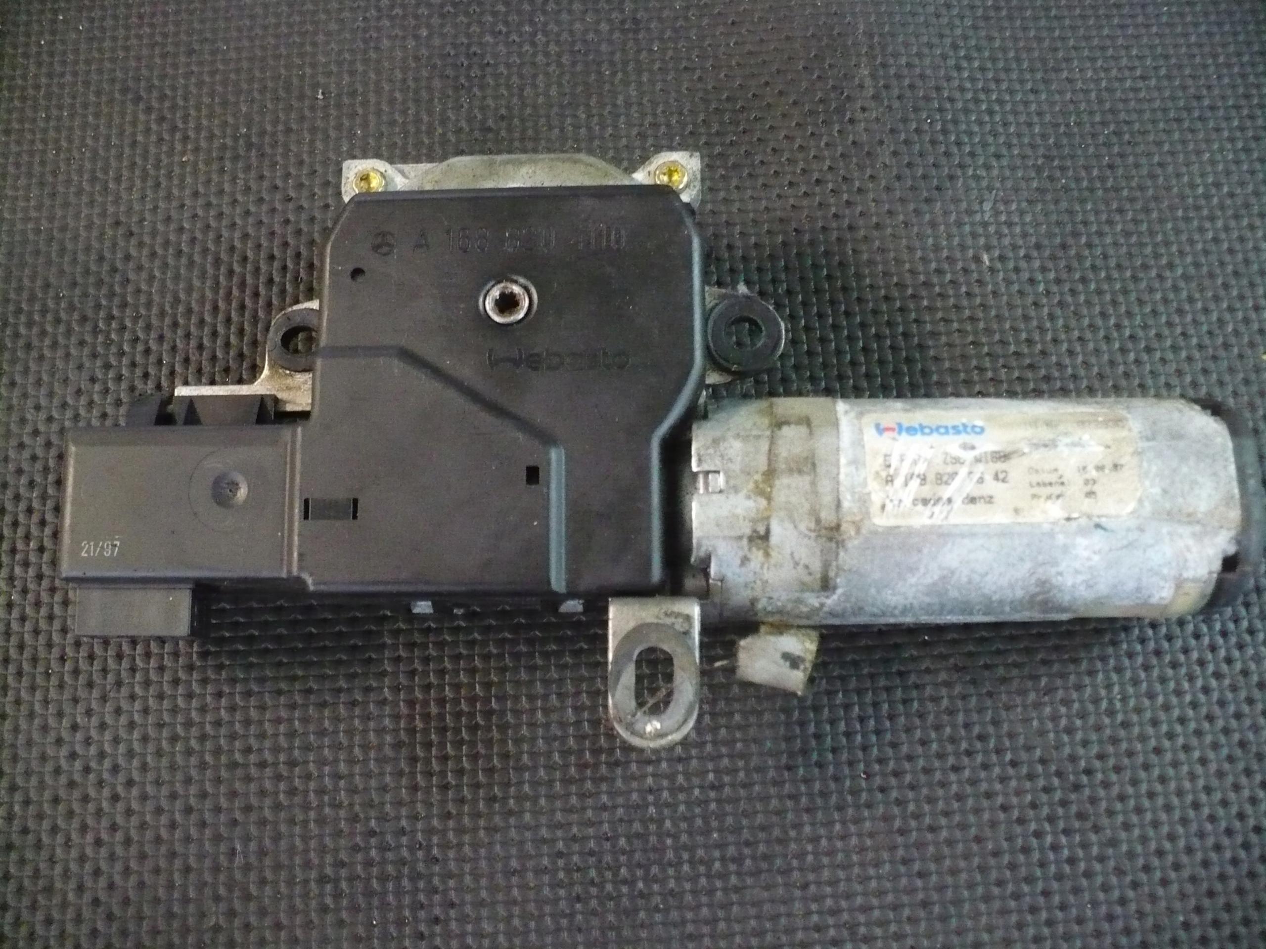 двигатель люка mercedes w168 a1688204110