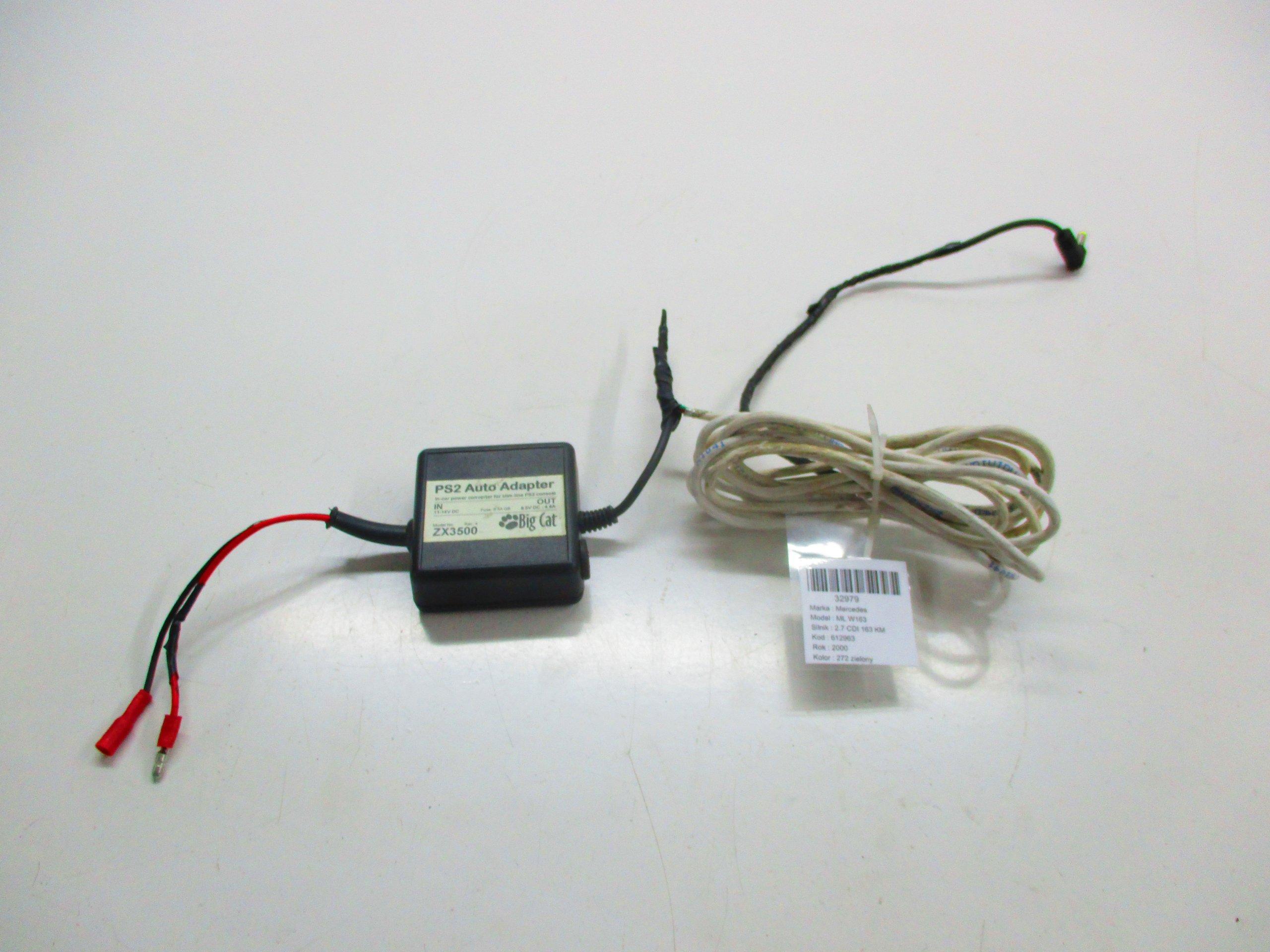 Ps2 Big Cat ZX3500 konzolový adaptér