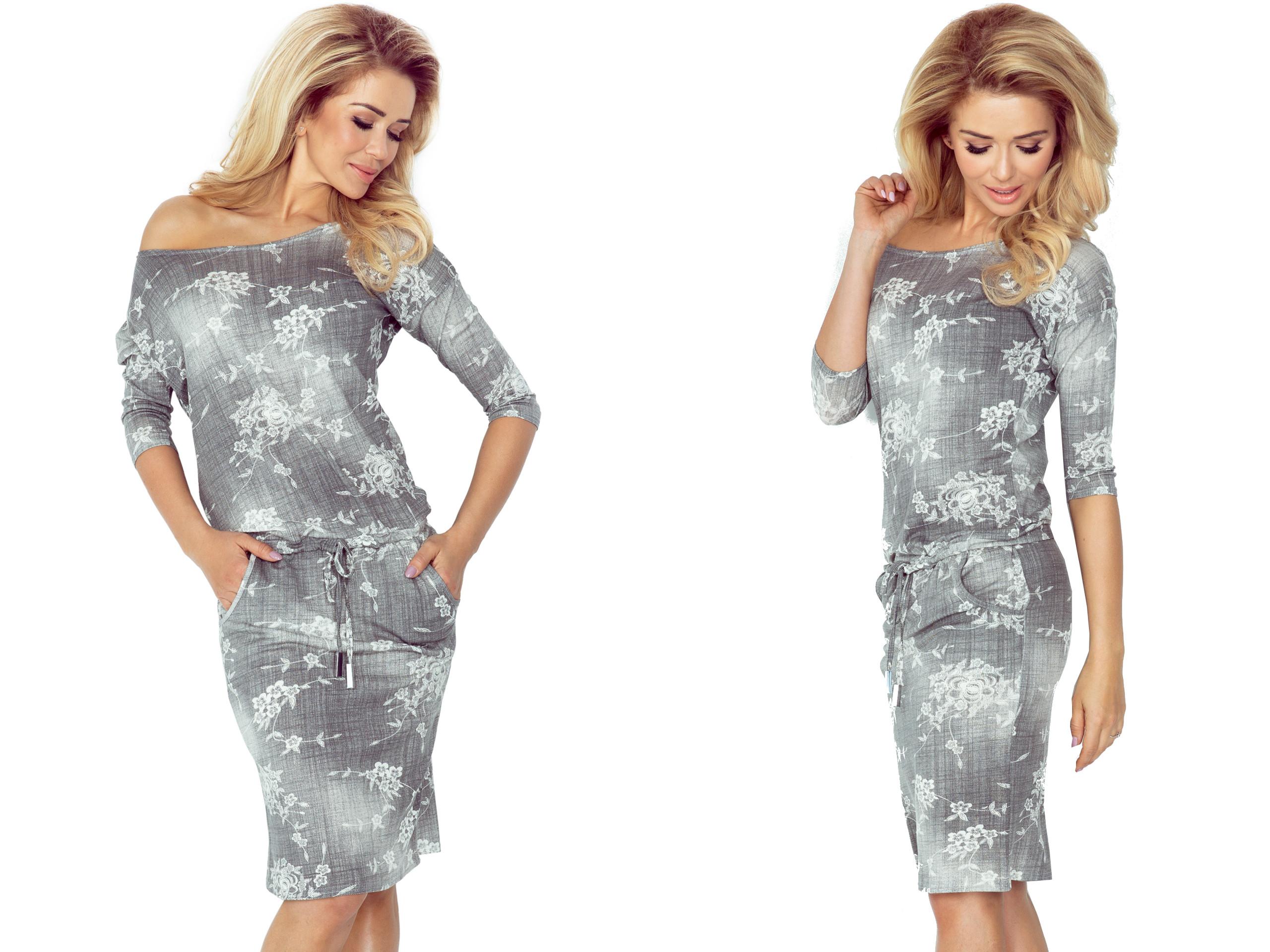 2bd17f7cb3 Sukienka Dla Puszystych DUŻE ROZMIARY 13-57 XXL 44 7399190524 - Allegro.pl