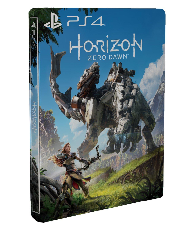 Horizon Zero Dawn Steelbook 7543668869 Allegro Pl