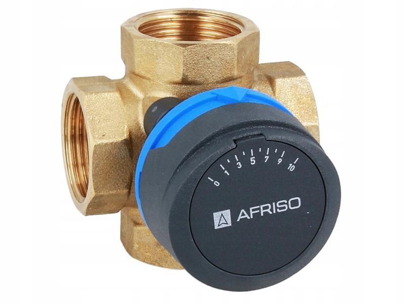 Клапан смесительный 4 -дорожный AFRISO ARV 484 1 ' CLICK