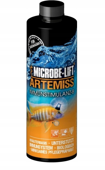 Mikrób-Výťah Artemiss pre infekciu 473ml elektronické