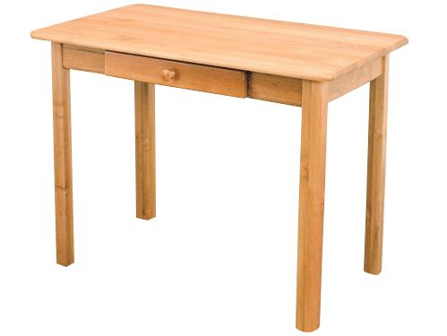 100x70 MASÍVNY stolík so zásuvkou kuchynskej linky, bar