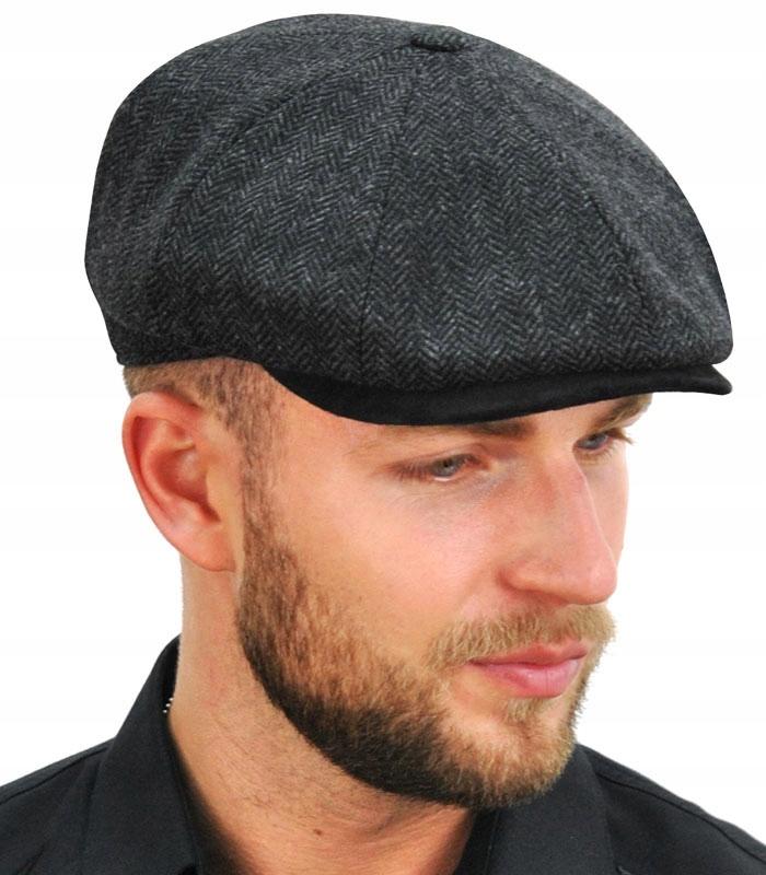 Купить Kaszkiet мужской мотоцикл Old School шапка, XL на Otpravka - цены и фото - доставка из Польши и стран Европы в Украину.