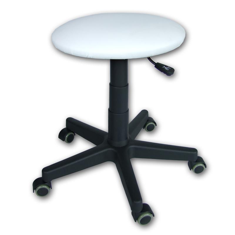 Taboret stołek obrotowy kosmetyczny fryzjerski