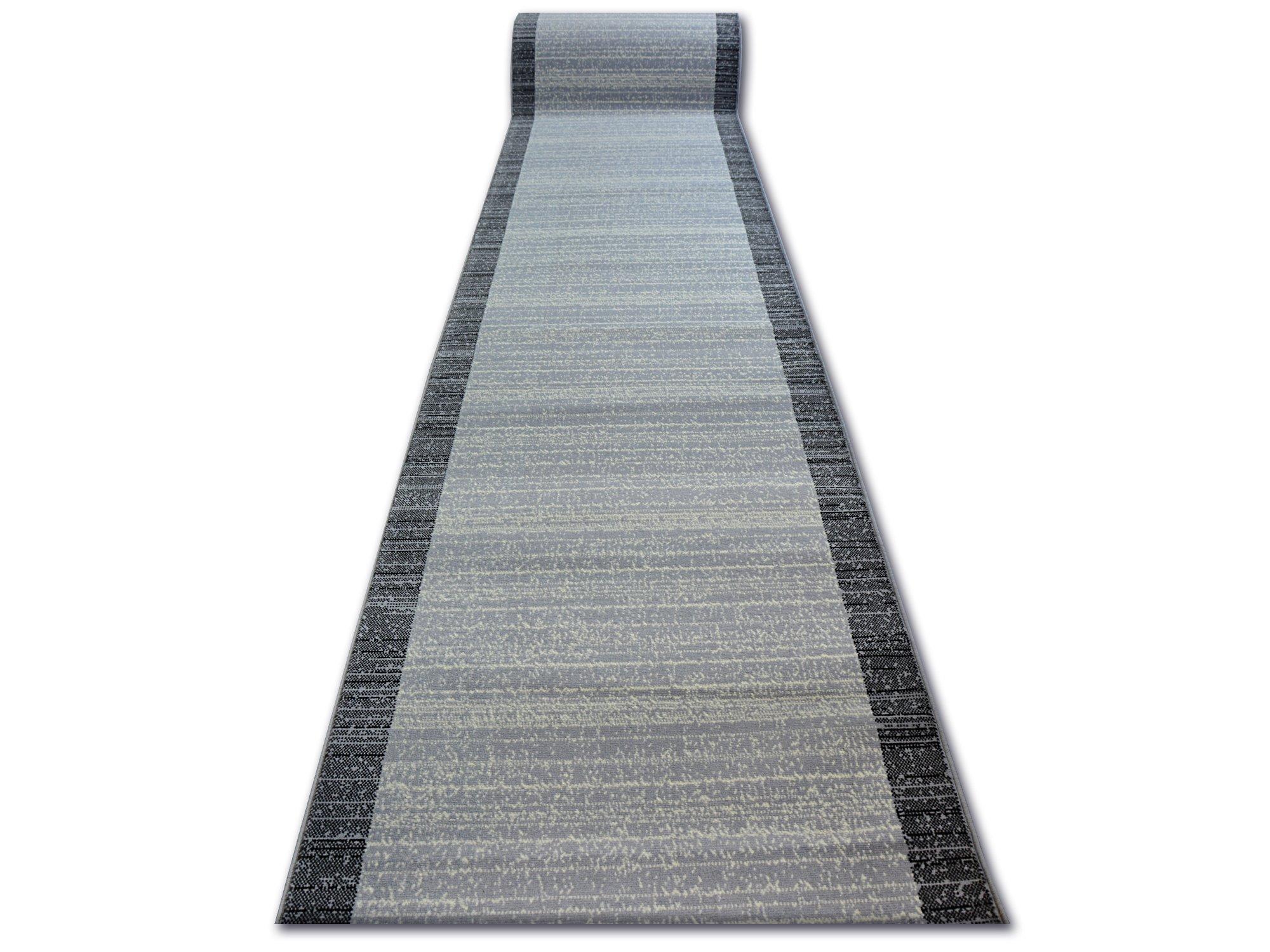 Dywany łuszczówchodnik Base Paski 120cm Q2365