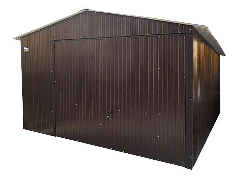 Гаражи Жестяные 4х5 гараж жесть Dwuspad ЖЕШУВ