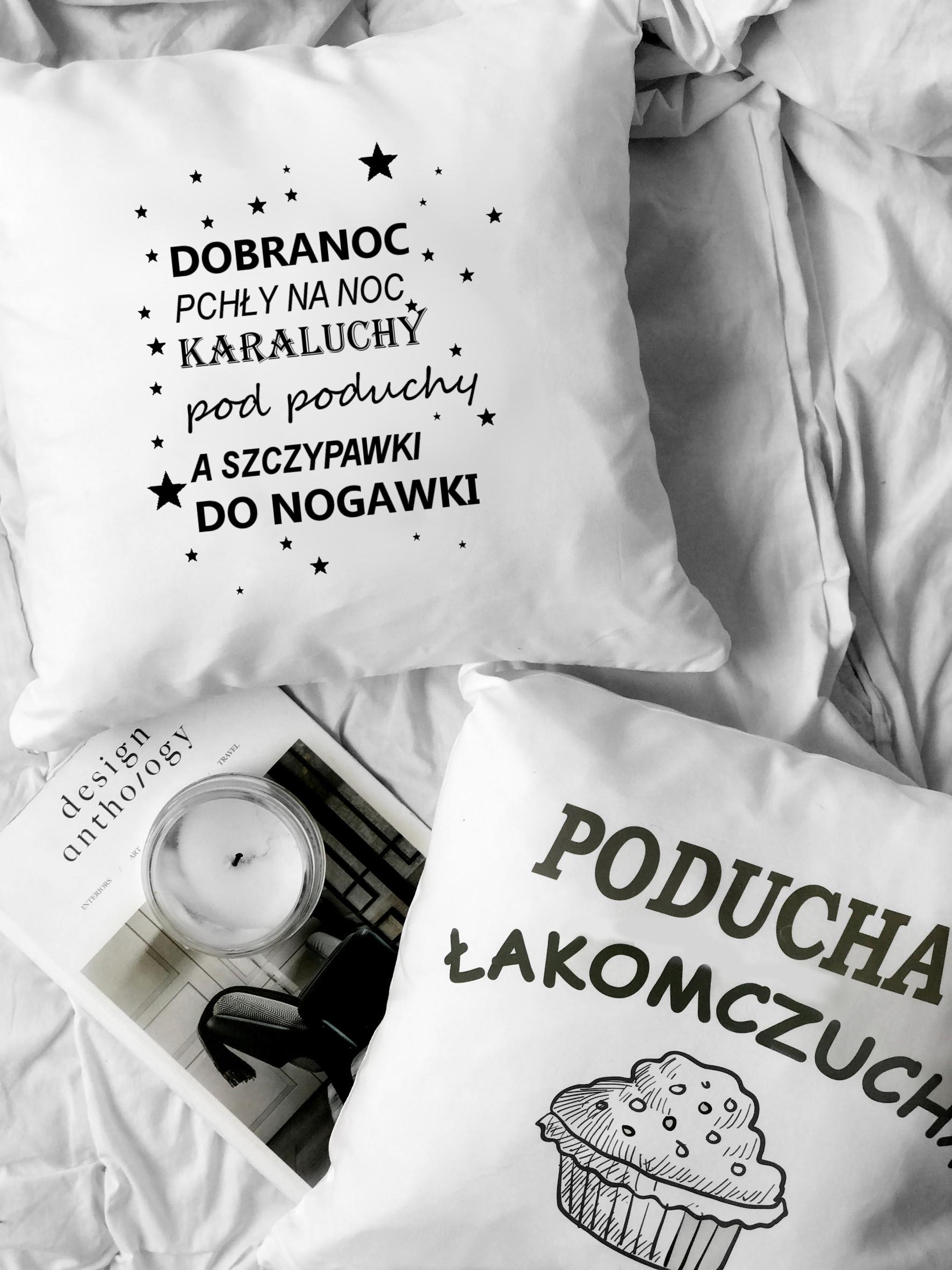 Dobranoc. Pchły na noc, wierszyk dla dzieci do poduszki