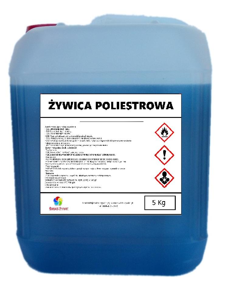 Полиэфирная смола 5 кг UTWARDZACZ GRATIS FV