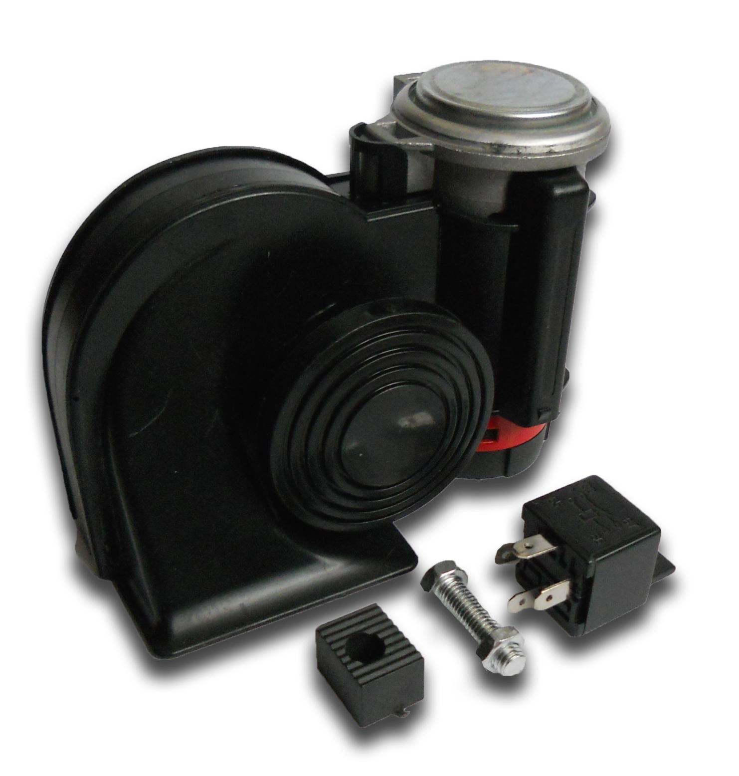 клаксон - звуковой сигнал  компрессор 12v bgŁoŚny бесплатно