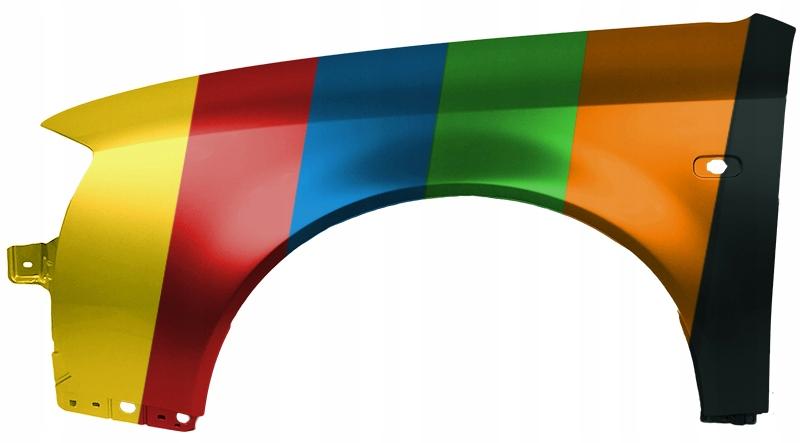 крыло к audi a6c5 97-05 каждый цвет горячая левый