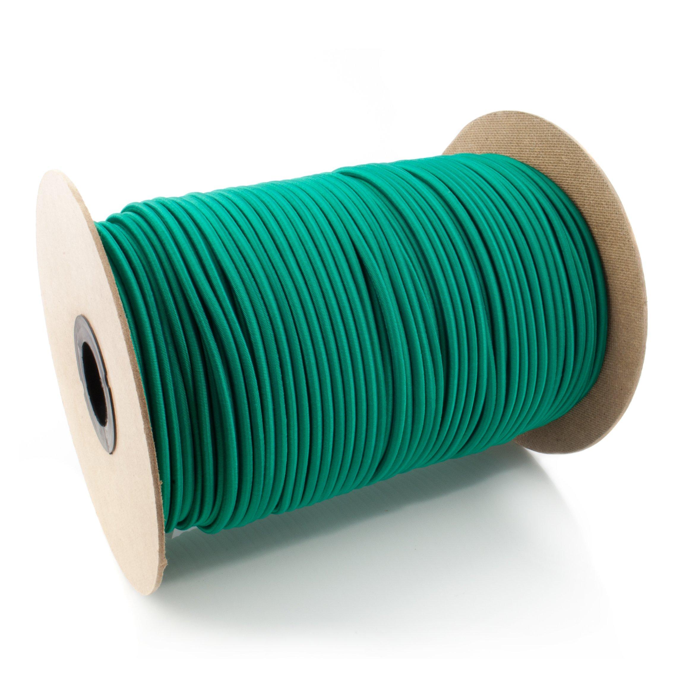 Lano elastické ekspandor Zelená 6 mm 100 m