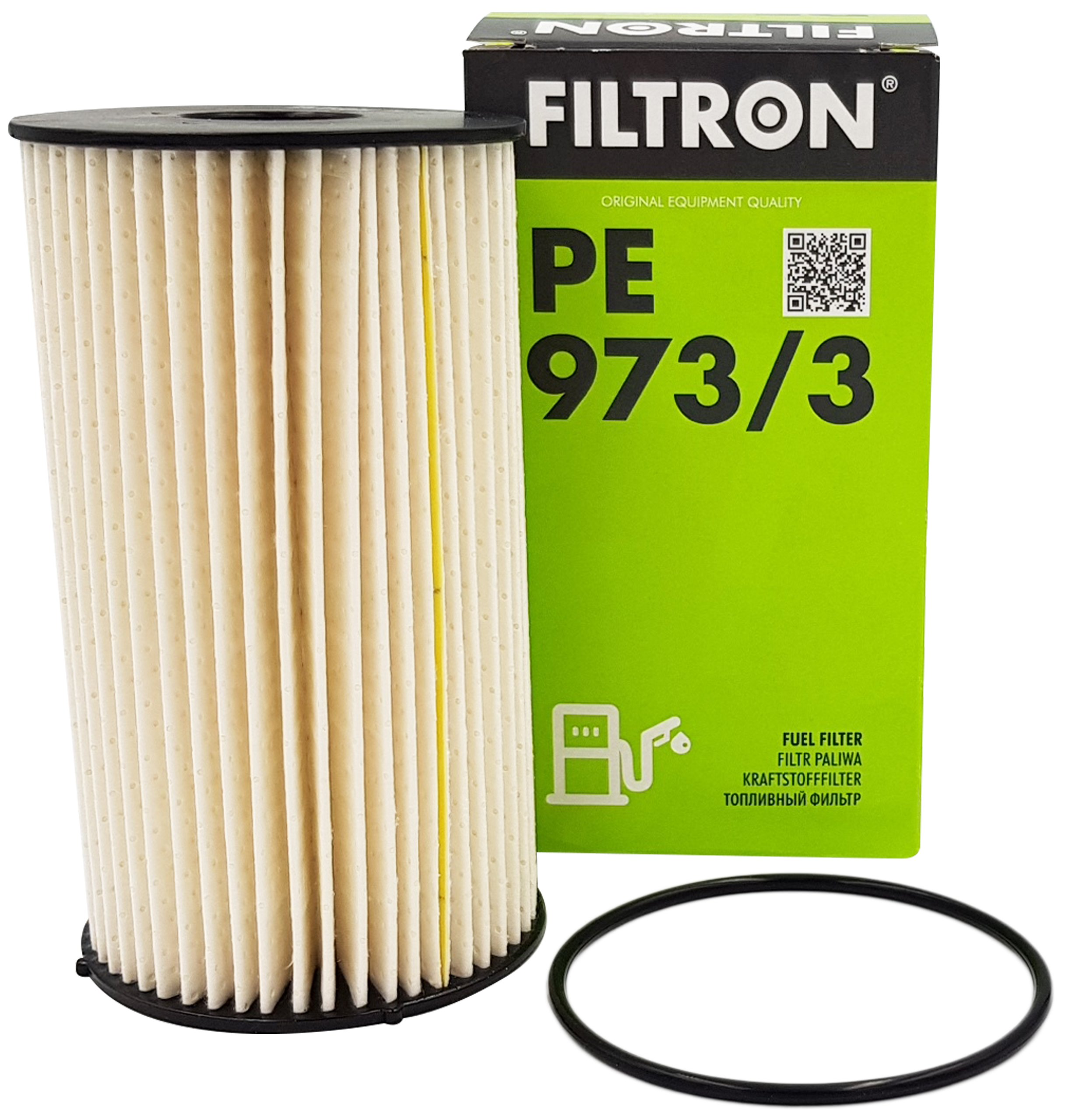 skoda 16 19 20 tdi фильтр топлива pe9733 filtron
