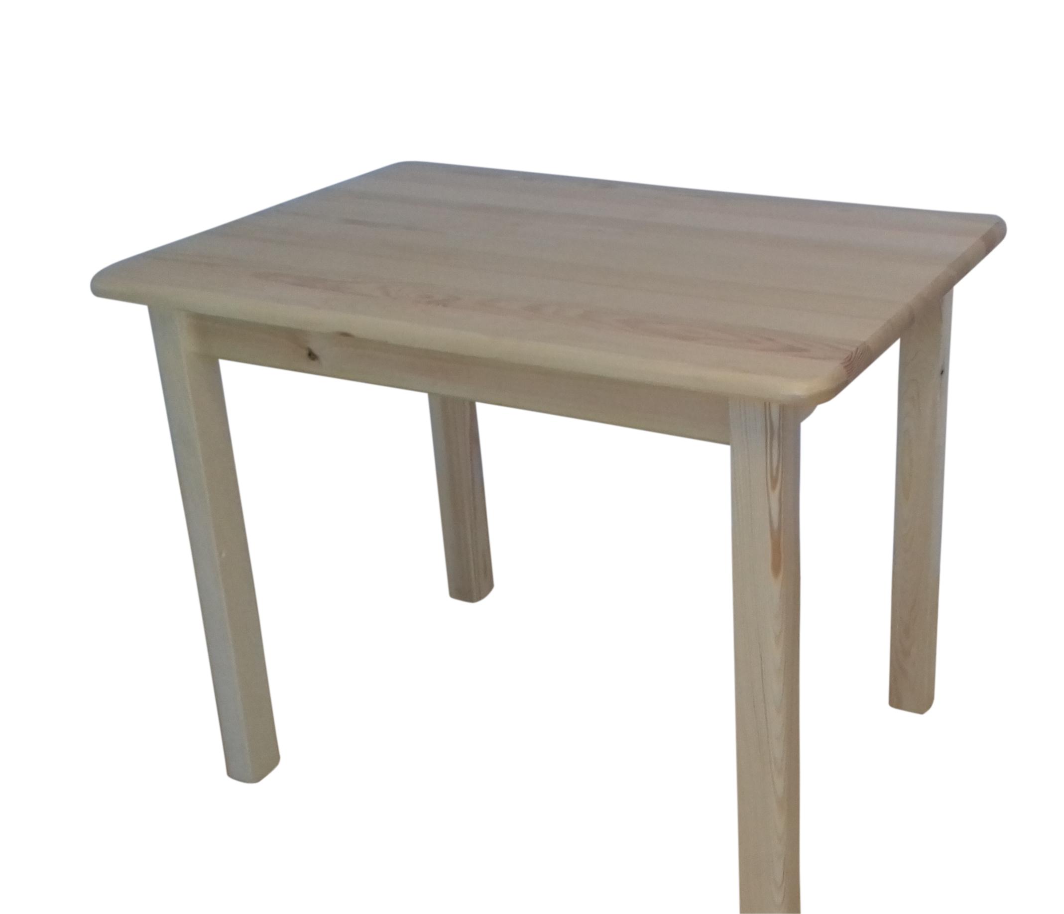 TABUĽKA 80x50 borovicového dreva, KUCHYŇA, JEDÁLEŇ, BAR