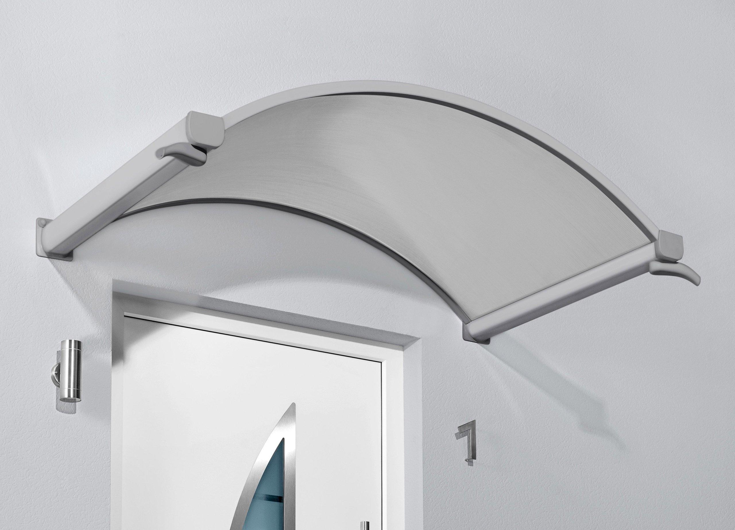 Strieška dverí 160 x 90, klenutá strecha 24h
