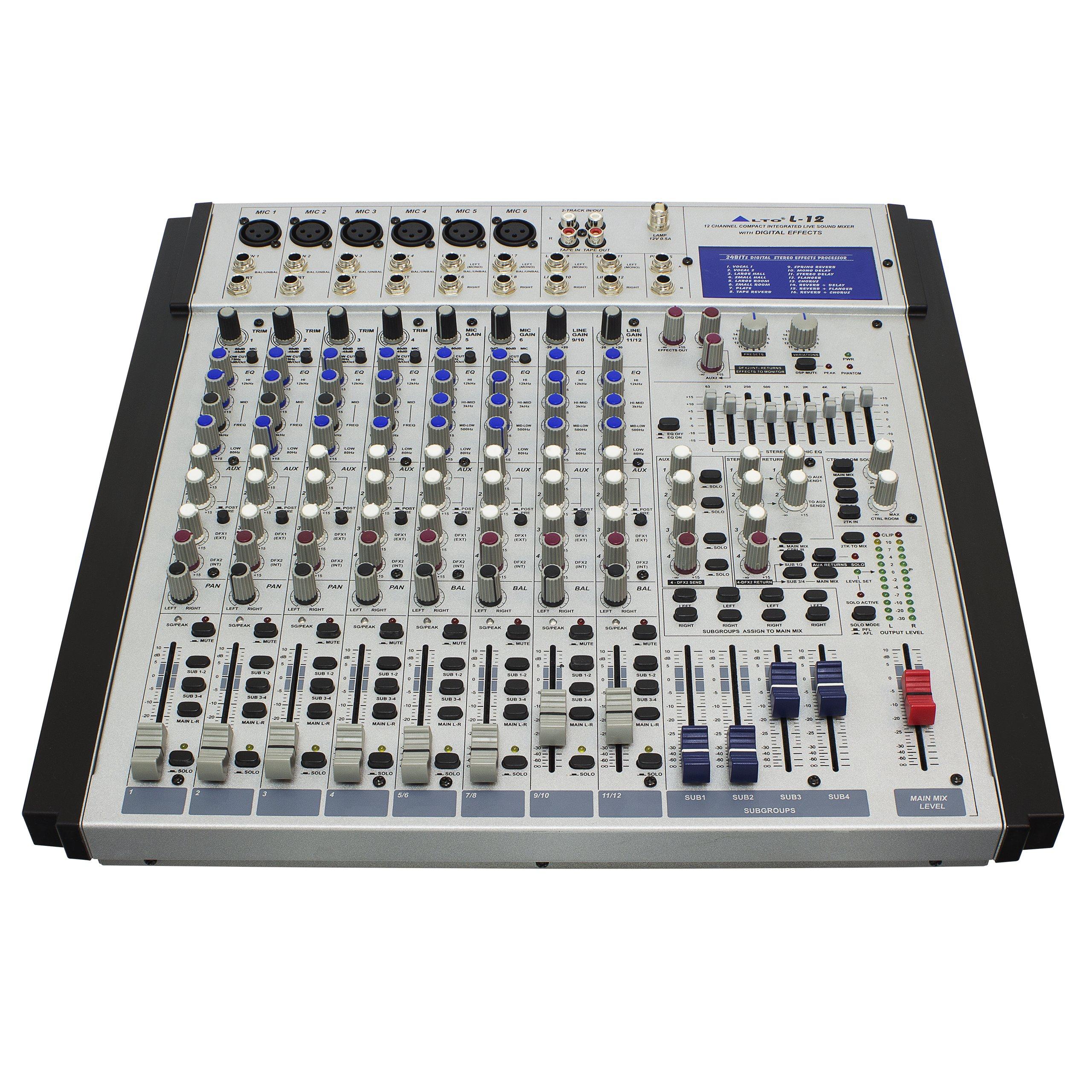 Item Alto L12 mixer 12 channel studyjno-outdoor