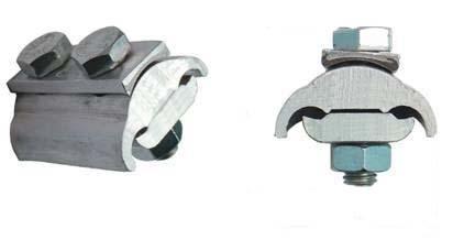 Hliníkový upínací konektor PN 6-35 M8 F / DPH