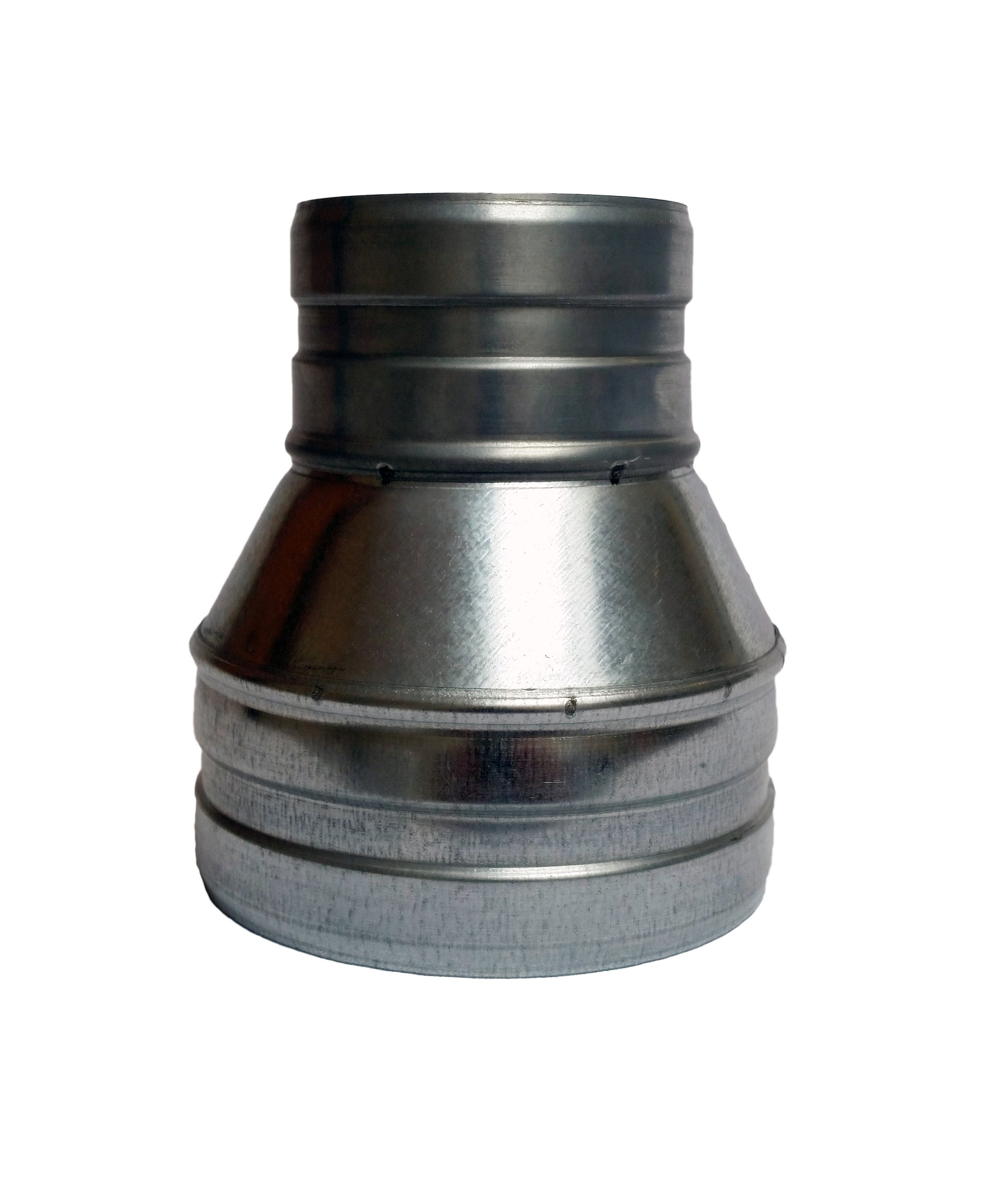 Zníženie 155/125 Snake Spiro Ventilátor