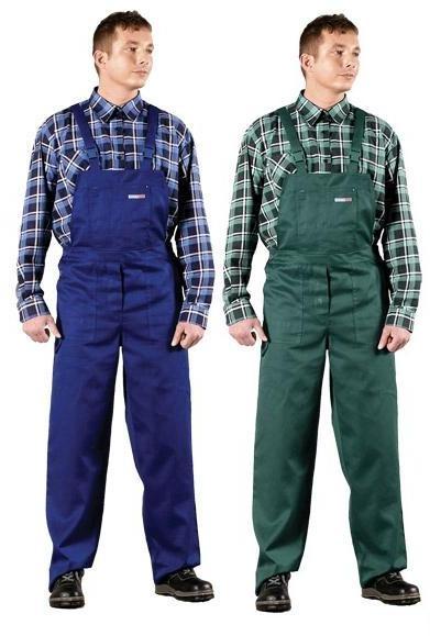 брюки рабочие брюки синий,зеленый 188/110
