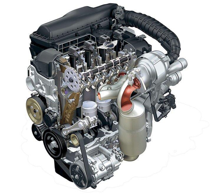 двигатель мини купер s r56 новый z монтажом n14 b16