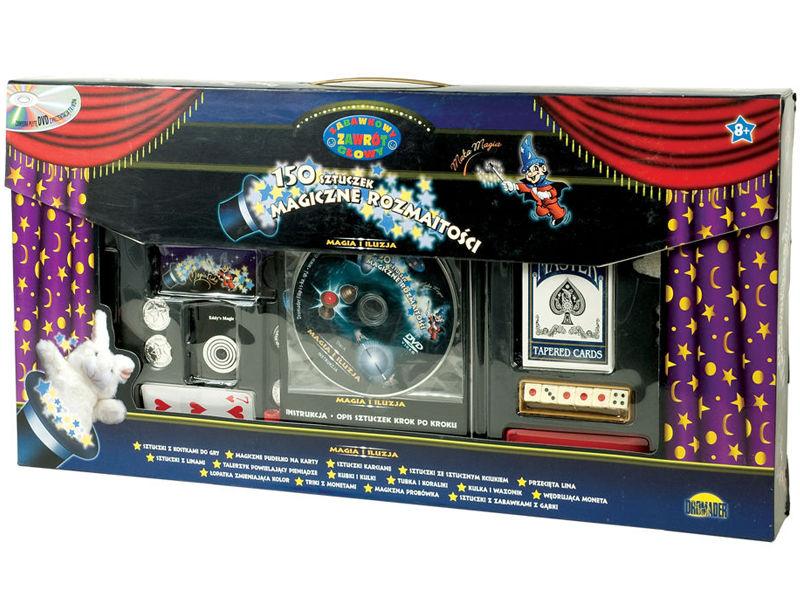 Ťava Nastaviť Malý Kúzelník 150 Triky