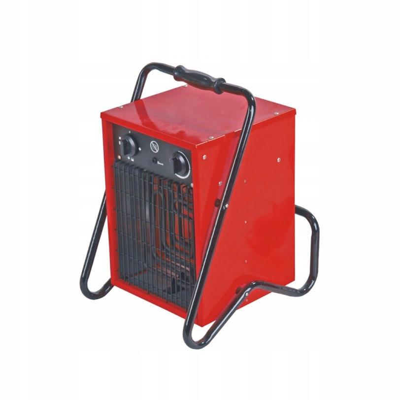 Elektrický ohrievač 5 KW DEDRA DED9922