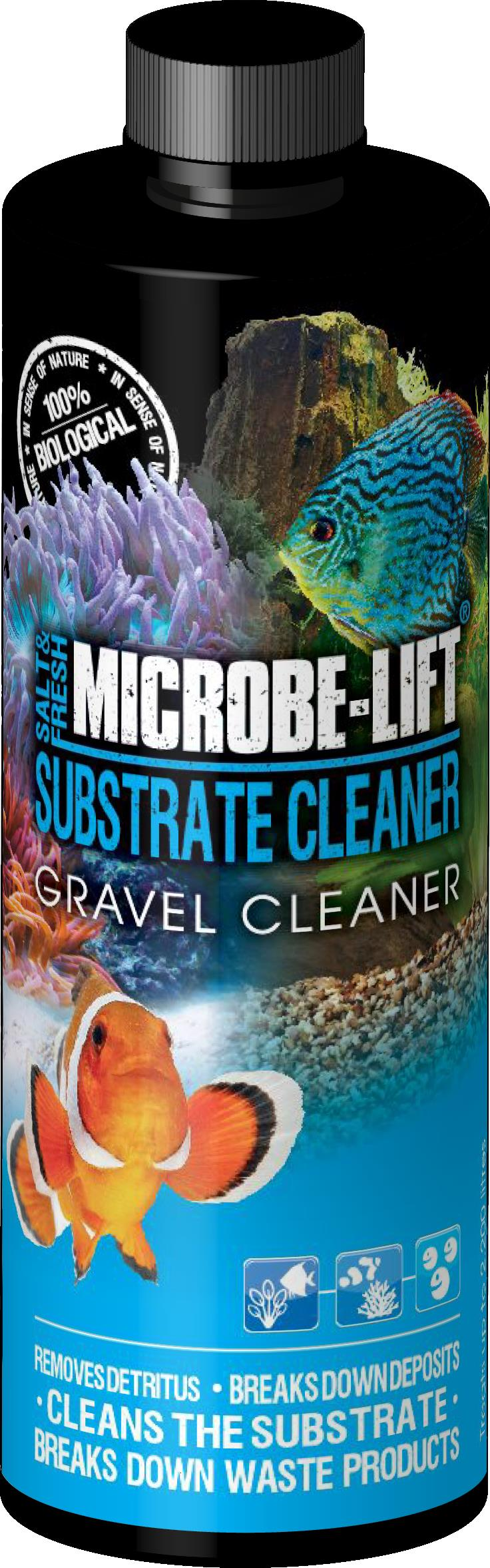 MICROBE-LIFT Gravel & Substrate Cleaner 118мл