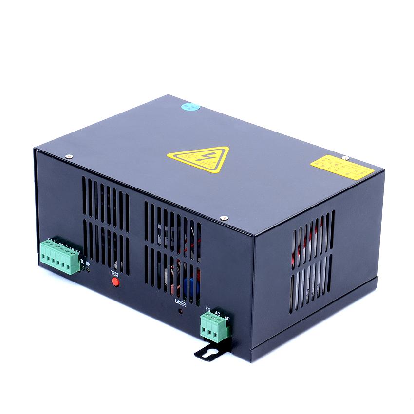 HY-T50 50W Laserový zdroj pre CO2 PLOTERS