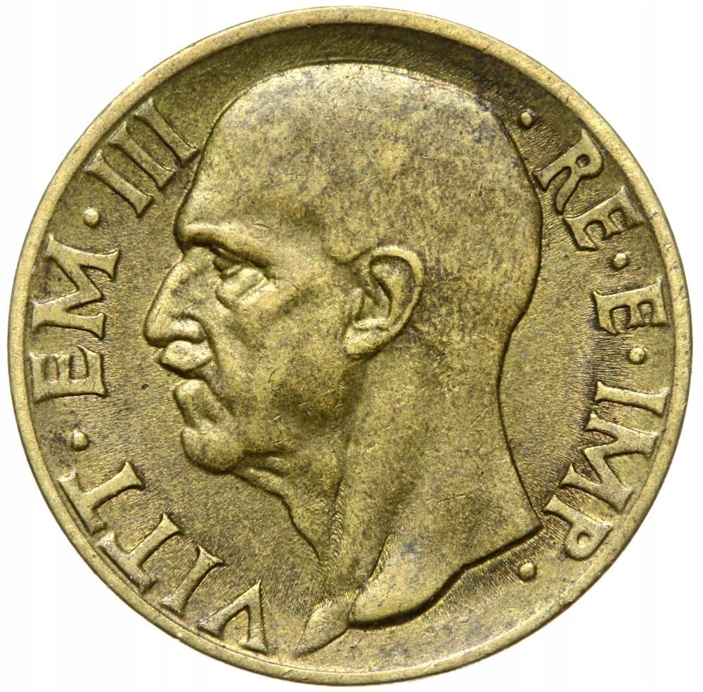 Taliansko - Wiktor Emanuel III - 10 CENTESIMI 1940